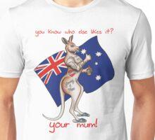 The best Australia Day shirt design ever! Unisex T-Shirt