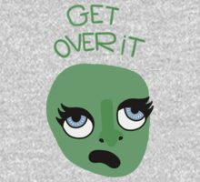 Get over it One Piece - Long Sleeve