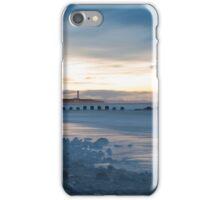 West Beach Blue iPhone Case/Skin