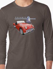 Triumph TR3 Long Sleeve T-Shirt