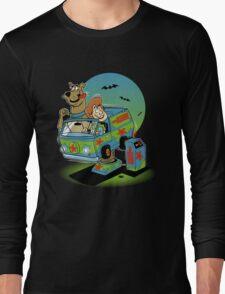 THE MYSTERY MACHINE Long Sleeve T-Shirt