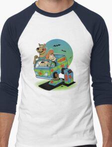 THE MYSTERY MACHINE Men's Baseball ¾ T-Shirt