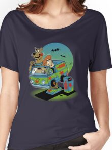 THE MYSTERY MACHINE Women's Relaxed Fit T-Shirt