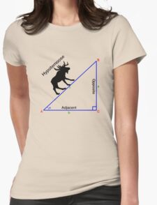 Hypotemoose, Math Humor. T-Shirt
