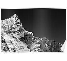 Kala Patthar Mountain, HIMALAYAS, Everest Nepal Poster