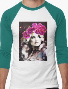 Holy Dolly Men's Baseball ¾ T-Shirt