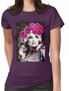 Holy Dolly Womens Fitted T-Shirt