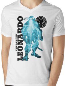 TMNT - The Leader Mens V-Neck T-Shirt