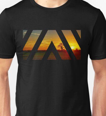 Under a Sunset Sky Unisex T-Shirt