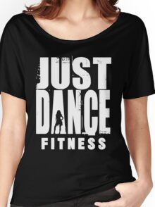 JUST DANCE Fitness Women's Relaxed Fit T-Shirt