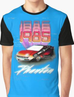 1985 PHANTOM! Graphic T-Shirt