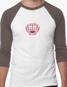 Cute Shell Men's Baseball ¾ T-Shirt