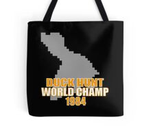 Duck Hunt Gaming Quote Tote Bag