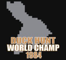 Duck Hunt Gaming Quote by quarantine81