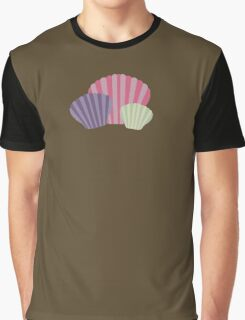 Colourful Shells Graphic T-Shirt