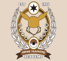 Eevee Training Academy by Vitalitee