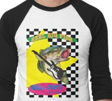 Sell Out Reel Big Fish Men's Baseball ¾ T-Shirt