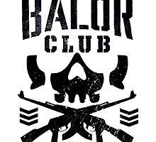 Bálor Bullets (Black) by RichardH13