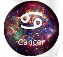 Cosmic Cancer Poster