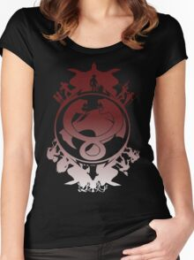 Battle For Third Earth Women's Fitted Scoop T-Shirt