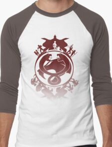 Battle For Third Earth Men's Baseball ¾ T-Shirt
