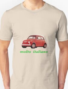 very italian, red car T-Shirt