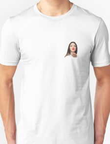 Kendall Kisses Unisex T-Shirt