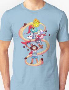 Undertale Spaghetti Party Unisex T-Shirt