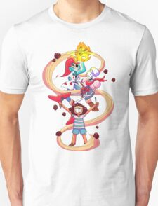 Undertale Spaghetti Party T-Shirt