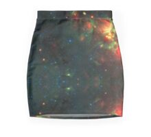 Milky Way Fusion galaxy Legging scarf pencil skirt graphic t-shirt Mini Skirt