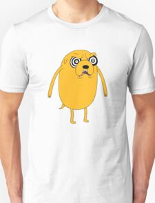 Gut Grinder Jake From Adventure Time T-Shirt