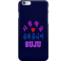 ♥♫SaRangHaeYo(I Love You) K-Pop Boy Band-Super Junior Clothes & Phone/iPad/Laptop/MackBook Cases/Skins & Bags & Home Decor & Stationary♪♥ iPhone Case/Skin