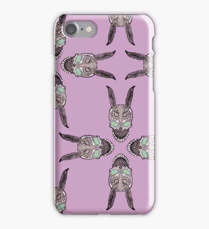 Frank Pattern (Donnie Darko) iPhone Case/Skin