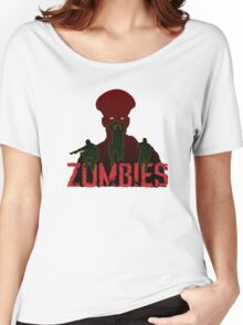 ZOMBIES Women's Relaxed Fit T-Shirt