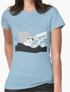 Drive My Car Womens Fitted T-Shirt