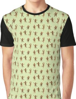 Wookie Dance Party Graphic T-Shirt