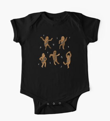 Wookie Dance Party One Piece - Short Sleeve