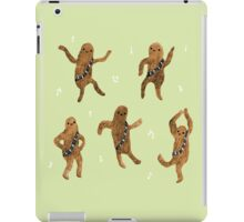 Wookie Dance Party iPad Case/Skin