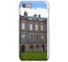 Holyrood Palace iPhone Case/Skin