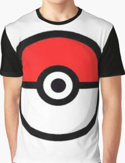 Pokeball Graphic T-Shirt