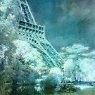 Parisian Dream by John Rivera