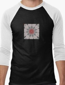 Our Tune Abstract Men's Baseball ¾ T-Shirt
