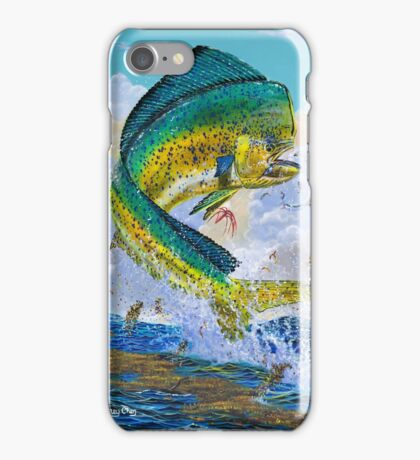 Mahi Hook Up iPhone Case/Skin