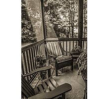 Sunroom Ray Photographic Print