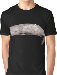 Baby sperm whale Graphic T-Shirt