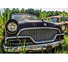 Studebaker Smile Photographic Print