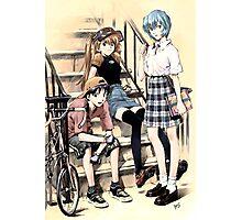 Evangelion Photographic Print