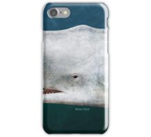 Herman Melville - Moby-Dick iPhone Case/Skin