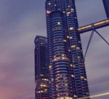 Kuala Lumpur Sticker