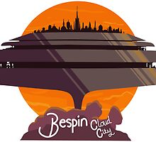 Bespin: Cloud City by BaronNobody